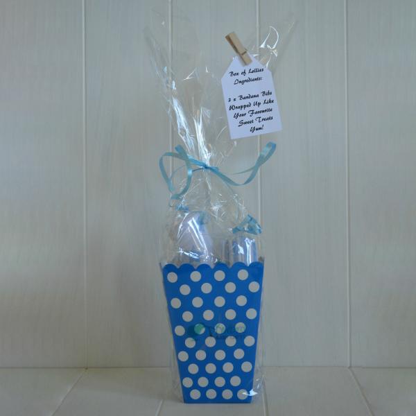 Blue Box of Lollies